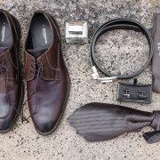 grooms accessories - VlakVark Productions