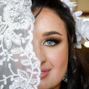 bridal makeup, makeup, makeup, makeup, veil - VlakVark Productions