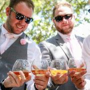 groom and groomsmen - VlakVark Productions