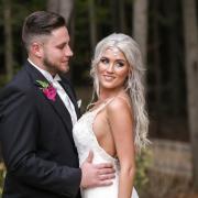 boutenierre, bridal accessories, bridal makeup, bride and groom, bride and groom, hair & makeup, makeup, makeup, makeup - VlakVark Productions
