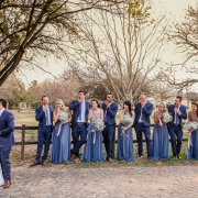bridal party, bride and groom, bride and groom - VlakVark Productions