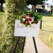 wedding stationery, welcome sign - Crei Designs