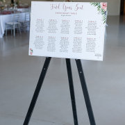 seating charts, wedding stationery - Crei Designs