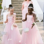 flower girls dreses - Anabel Couture