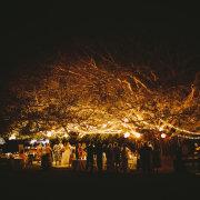 outdoor reception - De Hoop