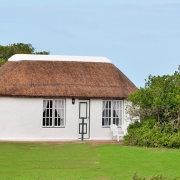 accommodation, hut - De Hoop