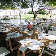 decor, outdoor, reception - De Hoop