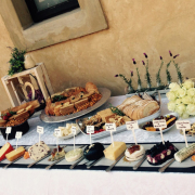 catering, cheese platter - The Cheese Cake