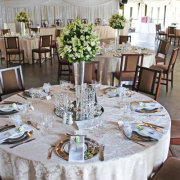 centrepiece, table setting - Tres Jolie Wedding and Function Venue