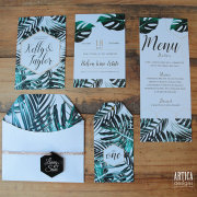 wedding stationery - Artica Designs
