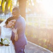 bride and groom, bride and groom, bride and groom - Amy Cottle\