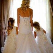 bride, flower girls - Hair Innovations