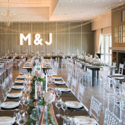 reception, table decor, table decor - Fordoun Hotel & Spa
