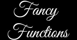 Fancy Functions