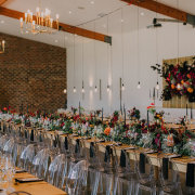 candles, hanging decor, naked bulbs, table decor, table decor, table decor - The Venue @ Pearl Mountain
