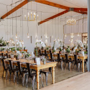 naked bulbs, wedding decor, wedding furniture - The Venue @ Pearl Mountain