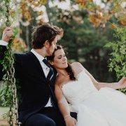 bride, groom - Cranford Country Lodge