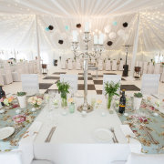 dance floor, decor, reception