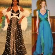 bridesmaid dress, wedding dress