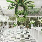 hanging greenery - Petals Group