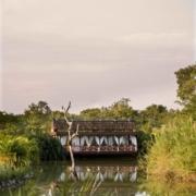 venue, water, wedding venue, african, river - Umbhaba Lodge