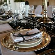 decor, reception - Umbhaba Lodge