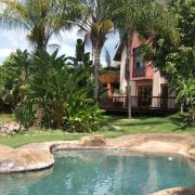 swimming pool, pool - Umbhaba Lodge