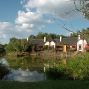 african, venue, water, wedding venue - Umbhaba Lodge