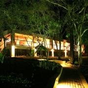 walkway - Umbhaba Lodge