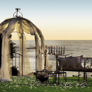candles, gazebo - The Twelve Apostles Hotel and Spa