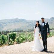 bride and groom, bride and groom, tuxedo - ZED MENSWEAR