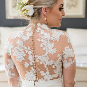 bridal hairstyles, lace, lace, wedding dresses, wedding dresses, wedding dresses, wedding dresses - Nicole Moore Photography