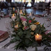 floral centrepieces, floral runner - Heatherbell\