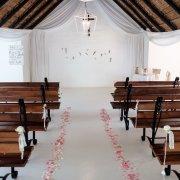 aisle, petals - Heatherbell\