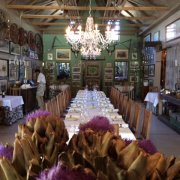 kitchen tea venues in cape town - Quentin at Oakhurst