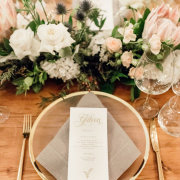 table setting, table setting - The Hire Haus