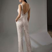 lace, lace, wedding jumpsuit - Bridal Wardrobe