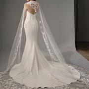 wedding cape, wedding dresses, wedding dresses, wedding dresses - Bridal Wardrobe