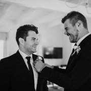 groom and groomsmen - Trudy Joubert Photography