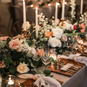 floral runner - Warren-Stone Weddings