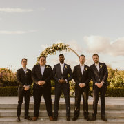 groom and groomsmen - Warren-Stone Weddings