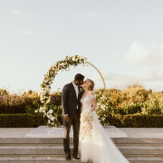 first kiss - Warren-Stone Weddings