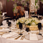 table decor - Sorrento Events