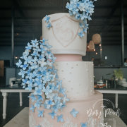 cakes, wedding cakes - Dirty Peach