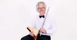 Dr Paul Potgieter | Flutist and Versatile Musician