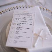 wedding stationery - Shindig Events Decor & Design