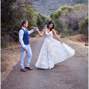 bride and groom, bride and groom, wedding dresses, wedding dresses - Leopard Lodge