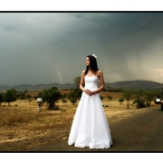 bride, bushveld, safari, bush wedding - Leopard Lodge