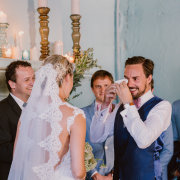 bride and groom, bride and groom, veil - Creation Events