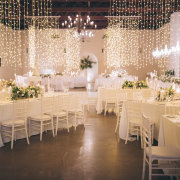 fairy lights, wedding decor - Creation Events